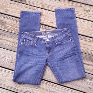 DL1961 4 way 360 jeans
